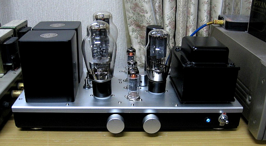 HC20-3.5U Hashimoto and 300B Single Ended Amplifier 2016