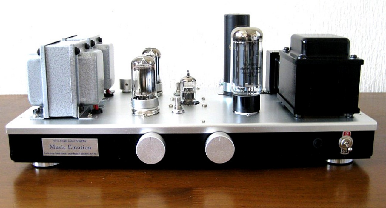 4P1L Single Ended Amplifier