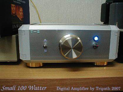 D Power Amplifier with Tripath TA2020/TA4100 and ST Microelectronics