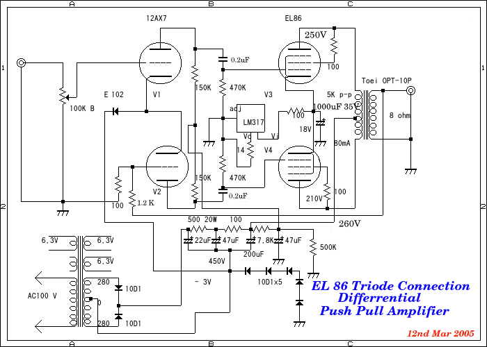 Fuzz Pedal Wiring Diagram also Viewtopic also 20w Power Tube  lifier With El34 moreover  moreover El86pp. on bias tube amp circuit diagrams