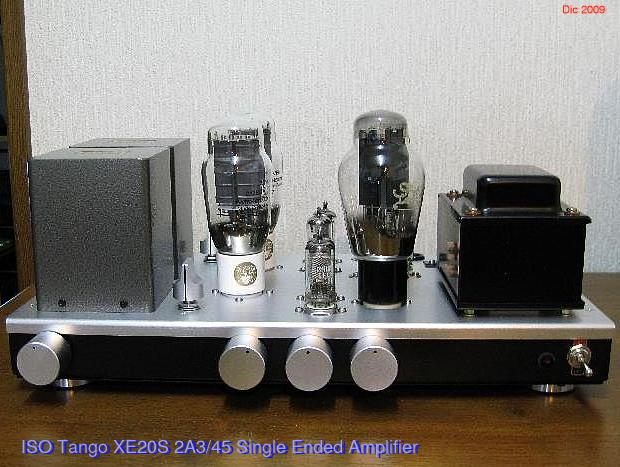 ISO Tango XE20S 2A3/45 Single Ended Amplifier