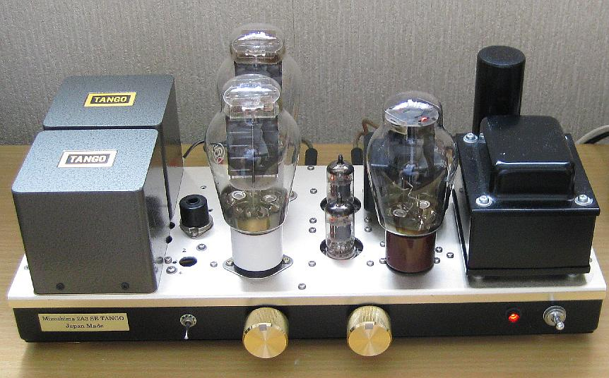 ISO Tango FE12S 2A3 Single Ended Amplifier