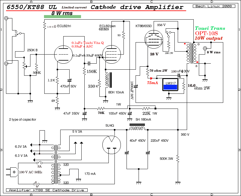 Blog0006 further 48323 Building Sun Audio Sv 300b Mk Ii Clone together with 2a3 tube   circuit diagram also 366128644692058401 also El84 6. on 2a3 amplifier schematic