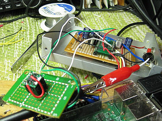 High Re-Solution Audio with Raspberry Pi2 B+ I2S DAC DIY
